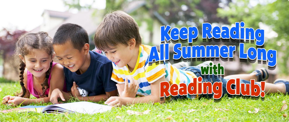Get Set for Summer with Scholastic Reading Club!