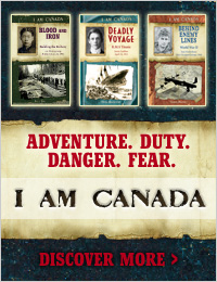 Discover the I Am Canada series